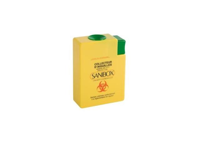 Naaldcontainer voor 200 naalden (170 ml)