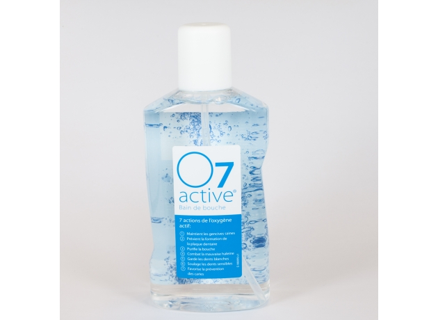 O7 Active®  Mondspoelmiddel 500 ml