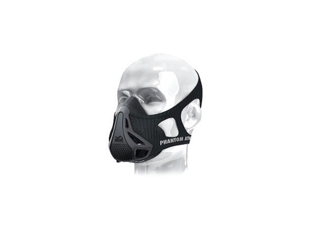 Training Mask - Zwart - Large - > 100 KG