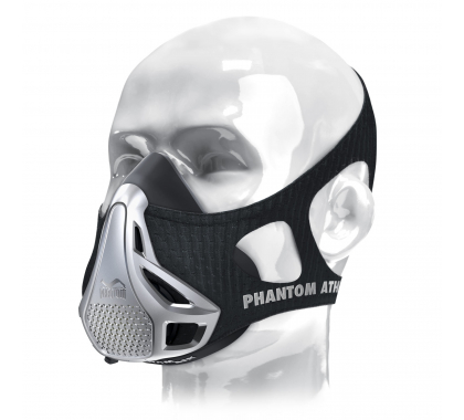 Training Mask - Argent - Large > 100 KG