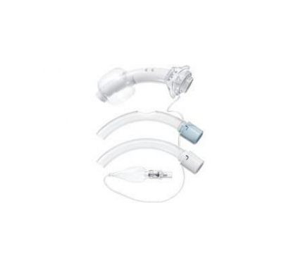 TRACOE twist fenestrated low pressure cuffed trach