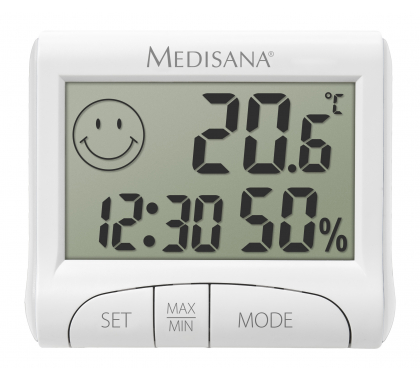 Medisana HG 100 Digitale Thermo-Hygrometer