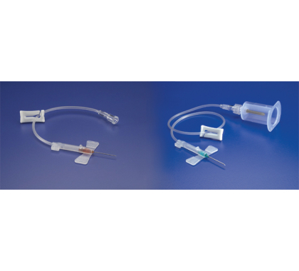 Saf-T Wing Blood coll. & Infusion set