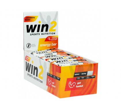 WIN2 Energy Bar - BOX 35 stuks