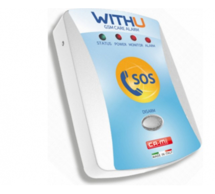 WithU GSM Alarm System