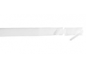 TRACOE Tracheal Neck strap, white, with hook and loop