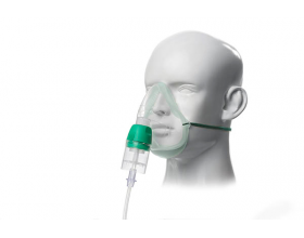Cirrus™2 nebuliser, adult, EcoLite™ mask kit with tube 2,1 m